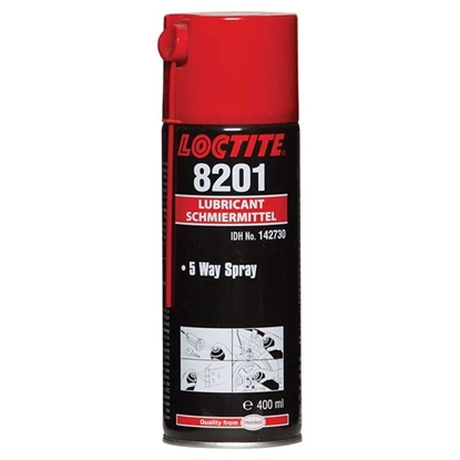 Afbeeldingen van Loctite 5-way spray 8201 - 400 ML