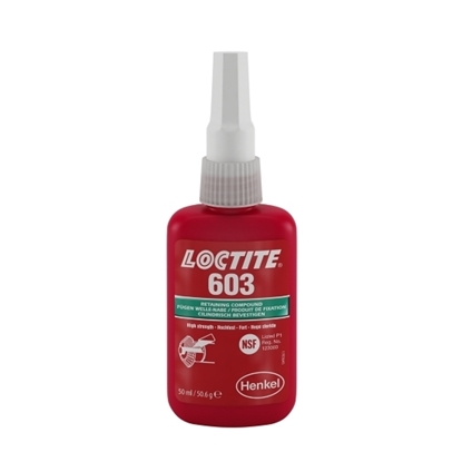 Picture of Loctite bevestiging 603 - 50 ML