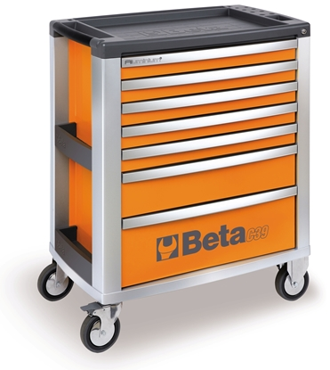 Picture of BETA gereedschapswagen ALU C39/7 PROMO