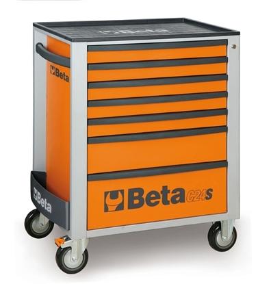 Afbeeldingen van BETA gereedschapswagen C24S/7