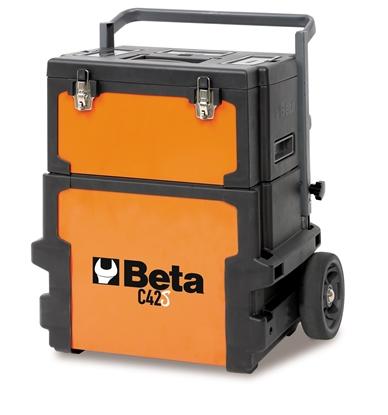 Afbeeldingen van BETA gereedschapswagen C42S