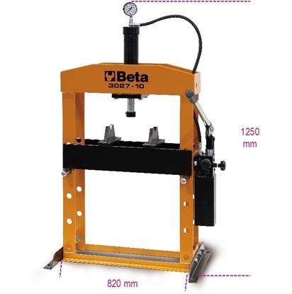 Afbeeldingen van BETA hydraulische pers 3027/10
