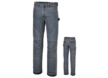 Afbeeldingen van BETA jeans werkbroek 7526 S