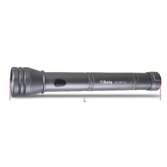 Picture of BETA LED zaklamp 1834P XL - 1350 lumen PROMO