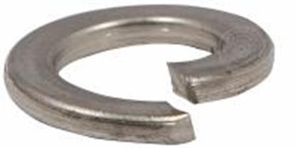 Afbeeldingen van Veerring vlak eind DIN127-B staal M14