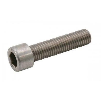 Afbeeldingen van Cilinderkopschroef BIZK ELVZ DIN912 M6x75